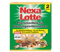 Scotts Nexa Lotte® Pheromonfallen für Nahrungsmittelmotten