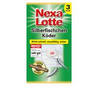 Scotts Nexa Lotte® Silberfischchen Köder, 3 Stk.