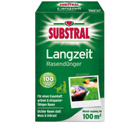 Scotts Substral® Langzeit Rasendünger