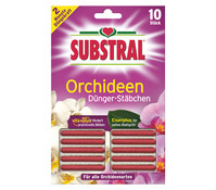Scotts Substral® Orchideen Dünger-Stäbchen, 10 Stk.