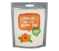 seeds&WISHES Calendula 'Wünsche dir eine goldene Zeit'