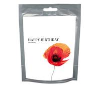 seeds&WISHES Mohn 'Happy Birthday'