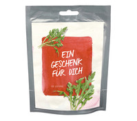 seeds&WISHES Salatrauke 'Ein Geschenk für Dich'