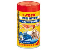 sera Crabs Natural Fischfutter für Krebse, 100 ml