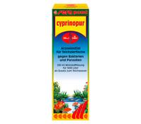 Sera Cyprinopur Arzneimittel für Fische im Gartenteich