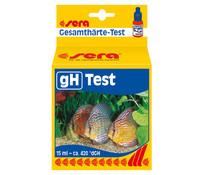 Sera gH Gesamthärte-Test, 15 ml