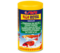 sera KOI Royal Medium, Teichfischfutter