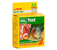 Sera Nitrit-Test Aquarium-Zubehör, 2 x 15 ml