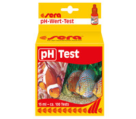 Sera pH-Wert-Test, 15 ml