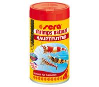 sera Shrimps Natural Fischfutter für Garnelen, 100 ml