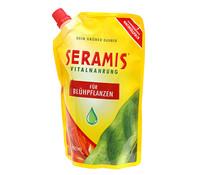 Seramis Nachfüllbeutel für Blühpflanzen-Vitalnahrung, 400 ml