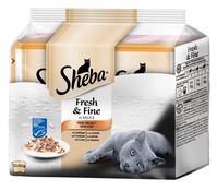 Sheba® Fresh & Fine, Nassfutter, 12 x 50 g