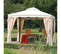 Siena Garden Ersatz Seitenteile zu Pavillon Dubai 300 x 300 cm