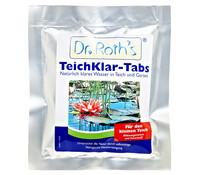 Söll Dr. Roth's TeichKlar-Tabs, Teichwasserpflege, 4 Stück
