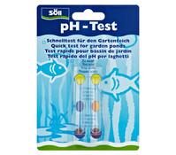 Söll pH-Schnelltest, Teichwasserpflege