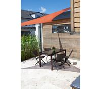 Sonnensegel SunSail Adria Dreieck, 3,6 x 3,6 m