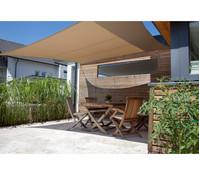 Sonnensegel SunSail Riviera Quadrat, 3,6 x 3,6 m
