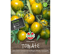 SPERLI Samen Tomate 'Green Zebra'