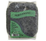 Splitt Nero, 8 - 16 mm, granit-grau, 10 kg