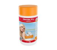 Steinbach Chlortabs 20 g organisch, 1 kg