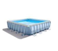 Steinbach Frame Pool Set Prism Karo, 427x427x122 cm