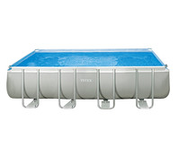 Steinbach Frame Pool Set Ultra Quadra, 549x274x132 cm