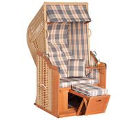 Sunny Smart Strandkorb Rustikal 250 Plus 1-Sitzer, Dessin 1205