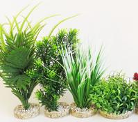 Sydeco Kit Kombi 2, Kunstpflanzen, 5 Stück