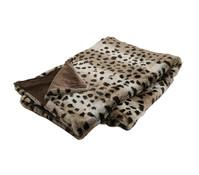 Tagesdecke Gepard, Kunstfell, 130 x 170 cm