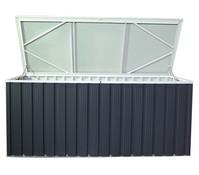 tepro Metall- Gerätebox, ca. 174 x 73 x 73 cm