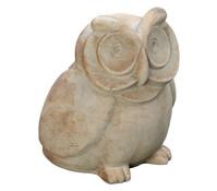 Terrakotta-Eule Baby, Ø 20 x 24 cm