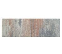Terrassenplatten-Set, 42 Steine in 4 Formaten