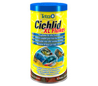 Tetra Cichlid XL Flakes Fischfutter, 1 l
