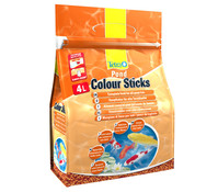 Tetra Pond Colour Sticks, Fischfutter
