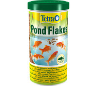 Tetra Pond Flakes, Fischfutter, 1 l