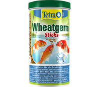 Tetra Pond Wheatgerm Sticks, Fischfutter