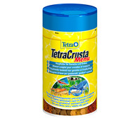 Tetra TetraCrusta Menu Fischfutter für Krebse und Garnelen, 100 ml