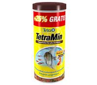 Tetra TetraMin Flakes Fischfutter, 1,25 Liter
