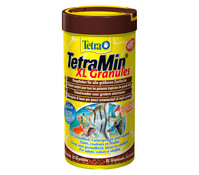 Tetra TetraMin XL Granules Fischfutter, 250 ml