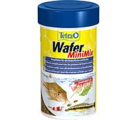 Tetra TetraWafer Mini Mix Fischfutter, 100ml