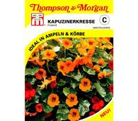 Thompson & Morgan Saatgut Kapuzinerkresse Firebird