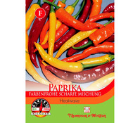 Thompson & Morgan Samen Paprika 'Heatwave'