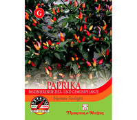 Thompson & Morgan Samen Paprika 'Numex Twilight'