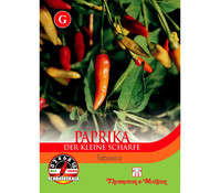 Thompson & Morgan Samen Paprika 'Tabasco'