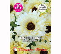 Thompson & Morgan Samen Ringelblume 'Snow Princess'