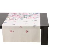 Tischläufer Blumengarten, 50 x 150 cm