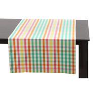 Tischläufer Karo, 50 x 150 cm