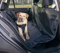 Trixie Autoschondecke 1,45 x 1,60 m, schwarz