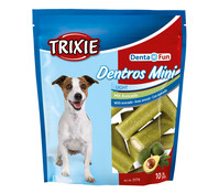 Trixie Denta Fun Dentros Mini Light, Hundensnack, 140g