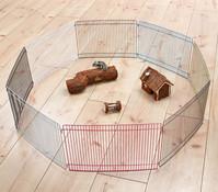 Trixie Freilaufgehege für Kleintiere, 34x23 cm